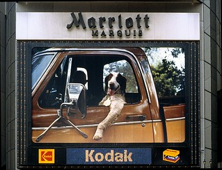 Shoot Kodak! - Marriott Marquis - New York City 1988