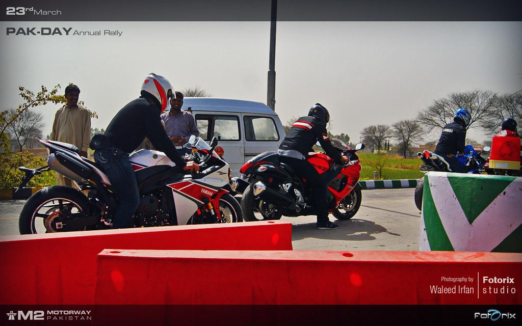 Fotorix Waleed - 23rd March 2012 BikerBoyz Gathering on M2 Motorway with Protocol - 6871275798 f14a3cbdfc b
