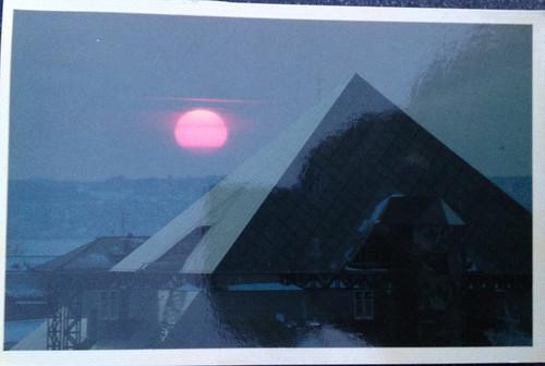 Russian Postcrossing Postcard RU-831245 by FaeSarah