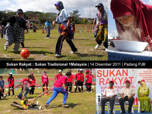 Sukan Rakyat 2011