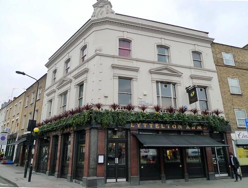 Lyttelton Arms, Camden Town, NW1