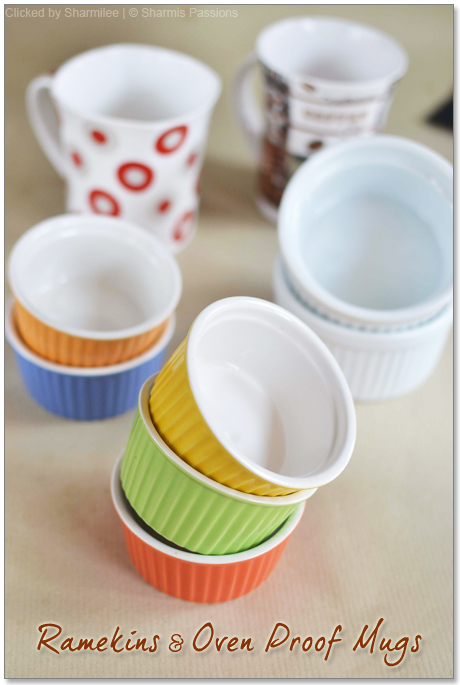 Ramekins & Baking Mugs