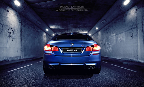 The Fifth ///M5.