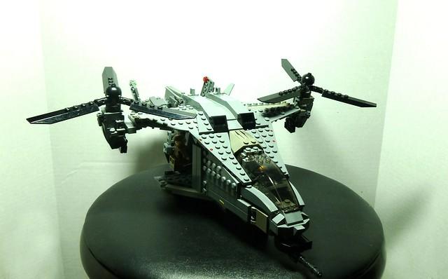 Lego Halo UNSC UH-144 Falcon