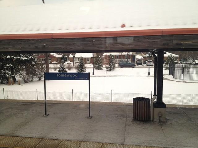 Amtrak - City of New Orleans - NOLA - CHI