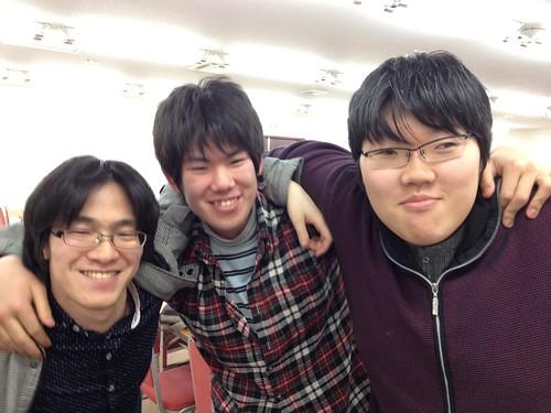 LMC Chiba 400th Champion : Mitsuyasu Hidetoshi, Uzawa Yuichi, Miyamoto Hiroya