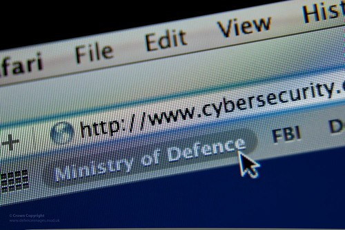 Cyber Security at the Ministry of Defence