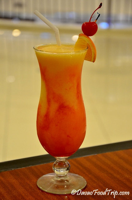 Four Seasons juice Gerrys Grill Abreeza Mall Davao