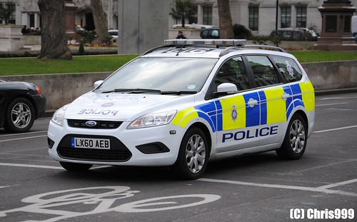 British Transport Police - LX60 AEB