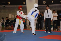 hapkido(0.0), tang soo do(0.0), kickboxing(0.0), striking combat sports(1.0), individual sports(1.0), contact sport(1.0), taekwondo(1.0), sports(1.0), combat sport(1.0), martial arts(1.0), karate(1.0), black belt(1.0),
