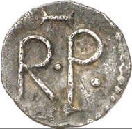 Pepin the Short coin obverse