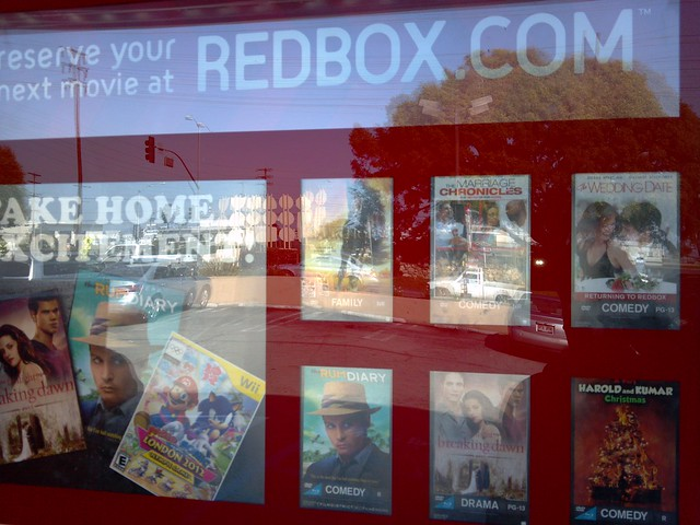 The Marriage Chronicles, REDBOX
