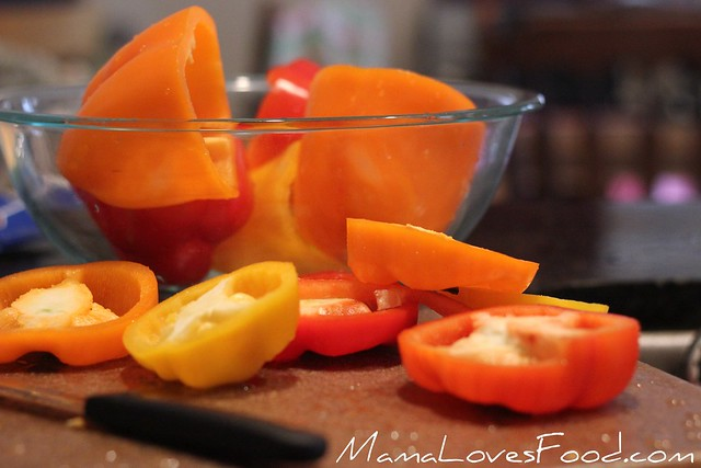 Stuffed Peppers {Mexican Style}