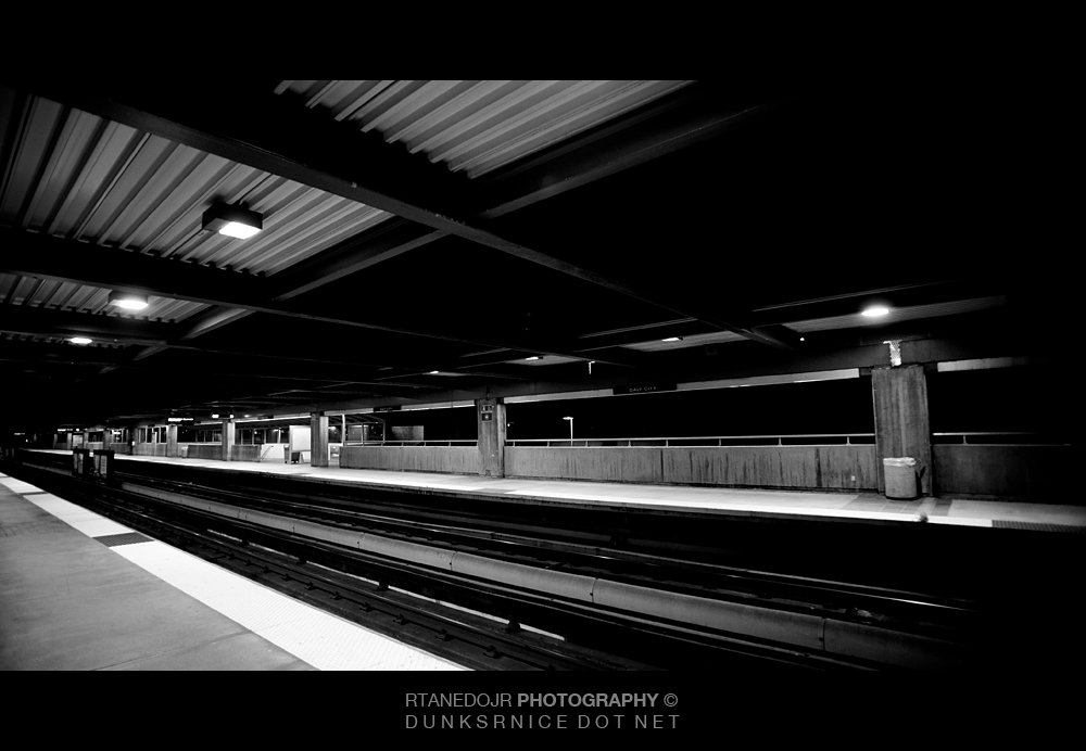 049 of 366 || Bart B&W.