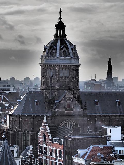 Olympus OM-D E-M5 Amsterdam