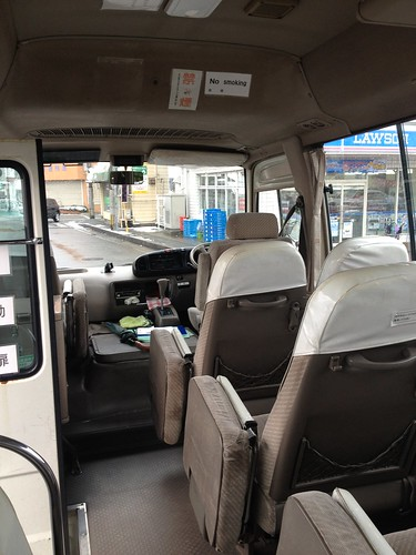 久山温泉のシャトルバス