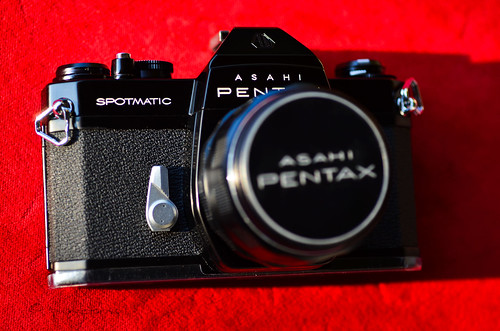 pentax sp2 by phollectormo
