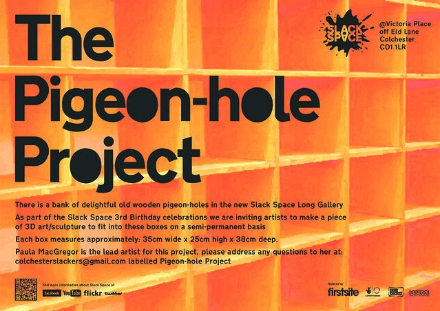 The Pigeon-Hole Project