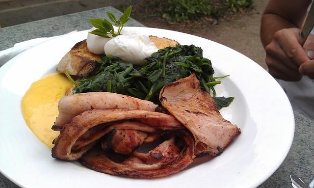 aaron's breakfast