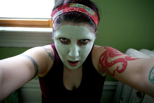 Zombie Self, 2012 edition