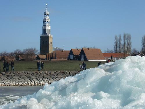 Kerktoren van Hindeloopen