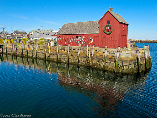 Rockport, Massachusetts by Genny164