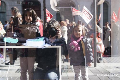 ...Tres de manifestación...*7/52... by Garbándaras