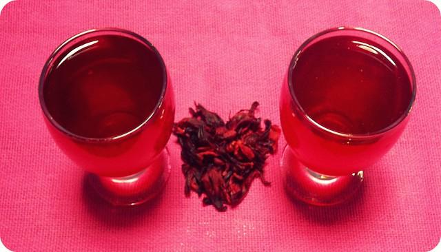 Agua de Jamaica_Hibiscus Flower Tea | Flickr - Photo Sharing!