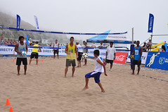 endurance sports(0.0), football(0.0), beach handball(0.0), ball over a net games(1.0), volleyball(1.0), sports(1.0), team sport(1.0), ball game(1.0), beach volleyball(1.0),