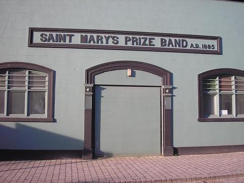 st marys band