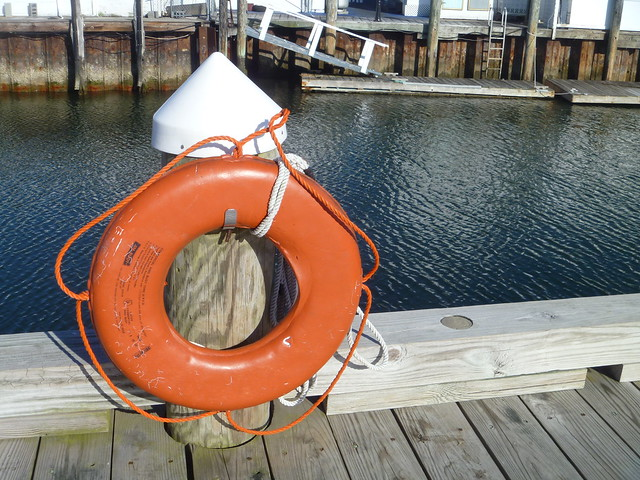Life Preserver from Flickr via Wylio
