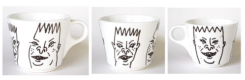 new ugly bart mug