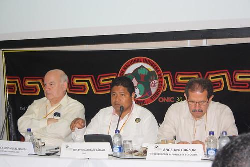 Secretario General de la OEA resalta la importancia de generar lazos de confianza entre los pueblos indígenas, la sociedad y los gobiernos