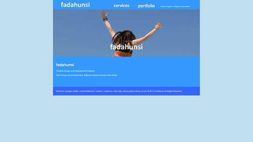 Fadahunsi - English Jquery Slider