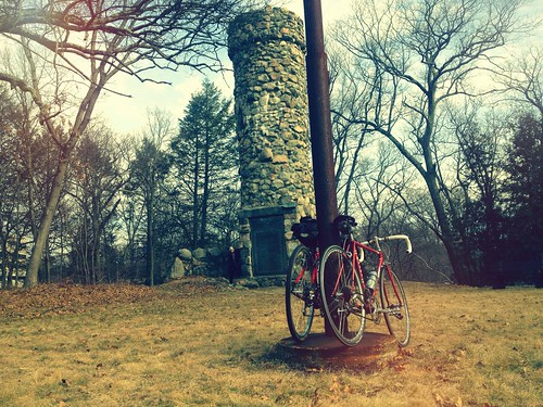 Stone Tower, Red Bikes