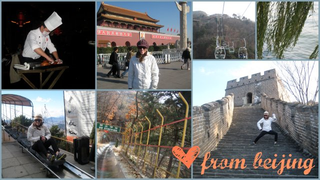 Love from Beijing