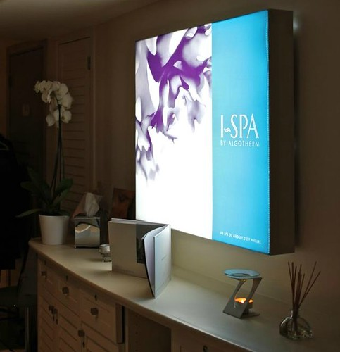 I-Spa by Algotherm, InterContinental Le Grand Paris