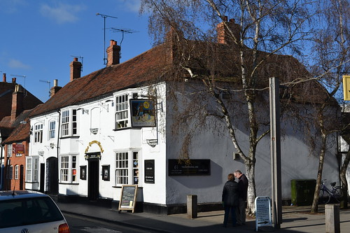 The Queens Head, Stratford-upon-Avon