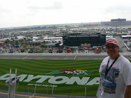 Daytona from my seat