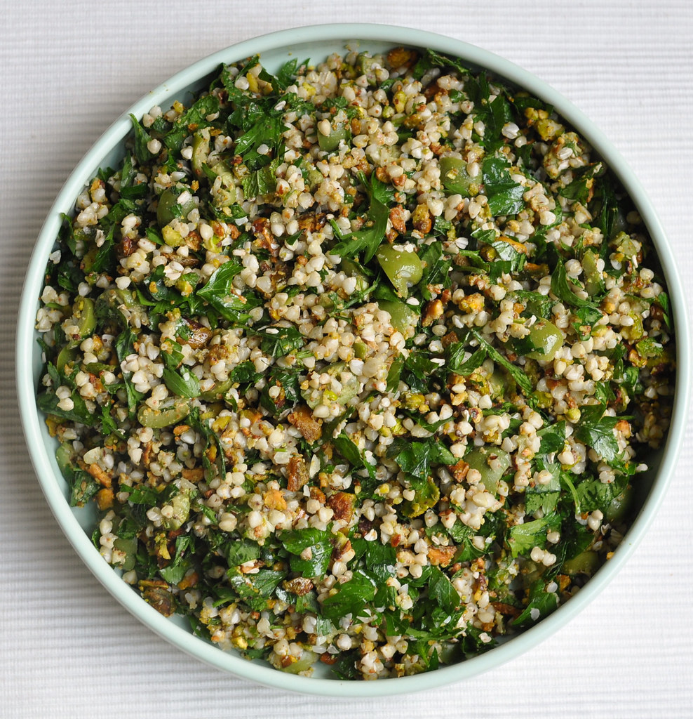 Buckwheat Tabbouleh Recipes — Dishmaps