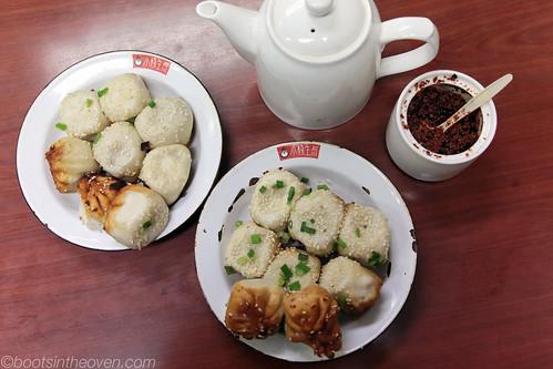 Yang's Shengjiang Mantou
