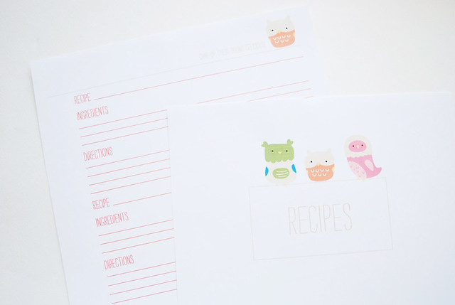 Little Owls Planner