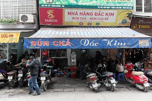 Bun Cha Dac Kim front