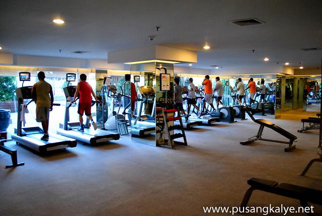 Dusit_THANI manila_Dfit gym
