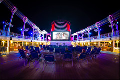 Pirates of the Caribbean onboard the #Disney #Fantasy