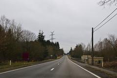 Sur la N83