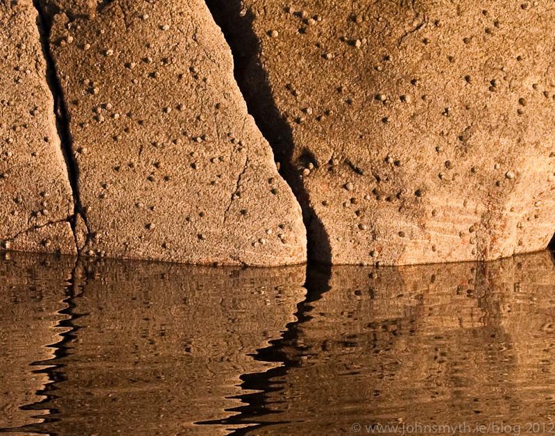 Salthill rock