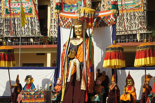 Eight Manifestations of Guru Rinpoche Dances