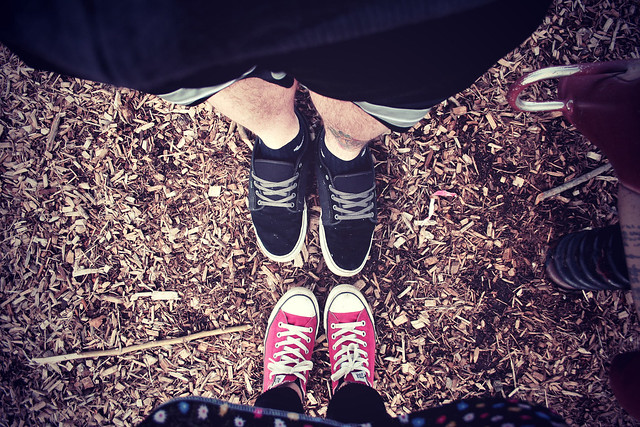 playground feet