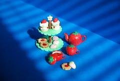 Strawberry Tea Party